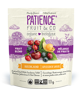 Organic Whole Dried Fruit Blend