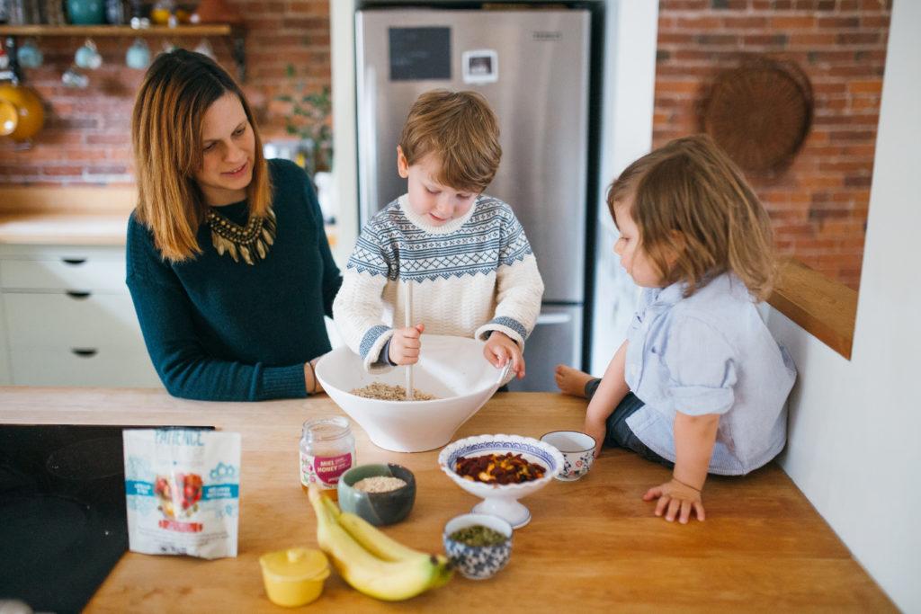 Cuisiner en famille patience fruit co - Cuisiner avec une bouilloire ...