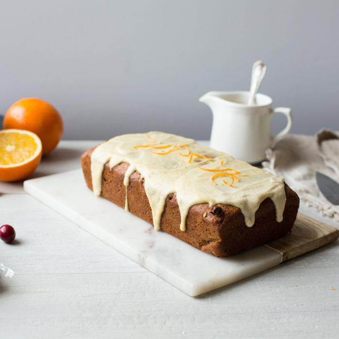 g teau aux fruits chai gla age l orange et la vanille patience fruit co. Black Bedroom Furniture Sets. Home Design Ideas
