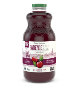 100% pure cherry juice