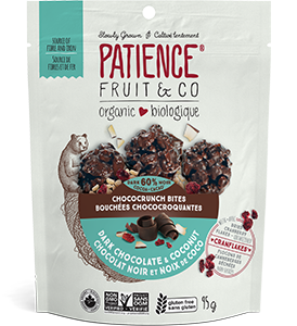 Organic Dark Chocolate & Coconut : Chococrunch Bites
