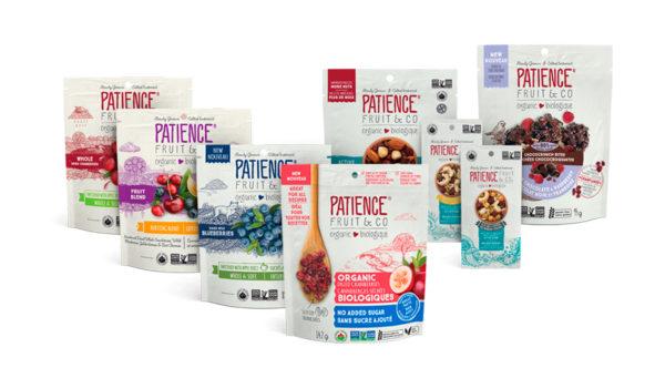 Assortiement Patience Fruit & Co