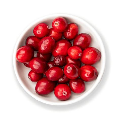 Cranberry crop