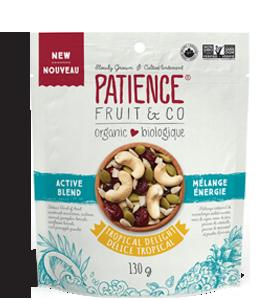 Mélange de noix et fruits séchés bio : Délice Tropical Mélange Énergie