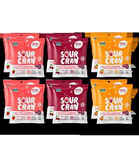 SourCran varies variety