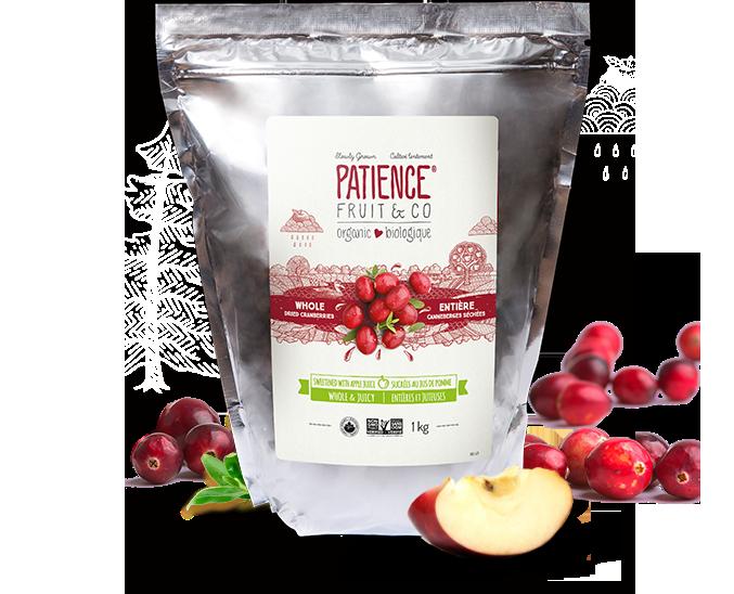 canneberge-entiere-pomme-whole-cranberry-apple-1kg