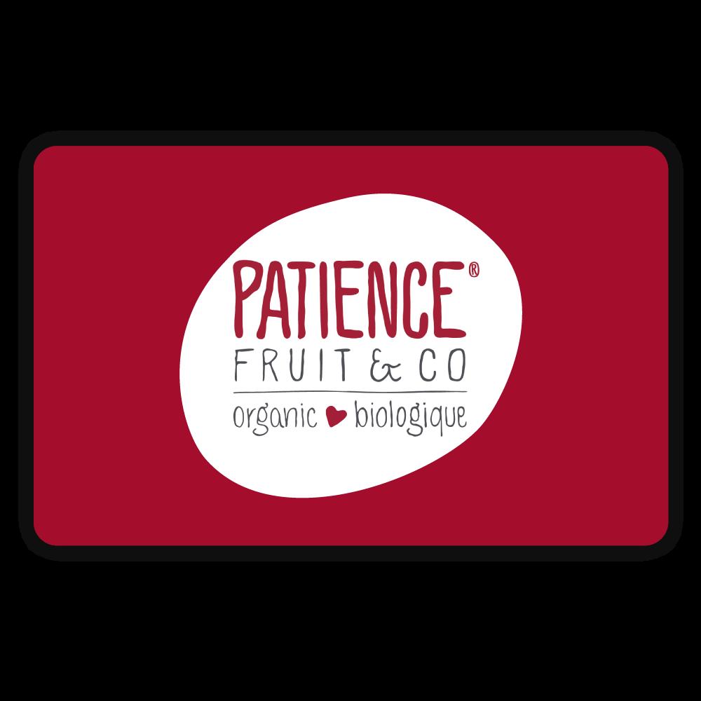 Carte cadeau Patience